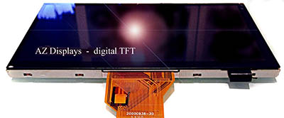 Zettler Displays DIGITAL TFT